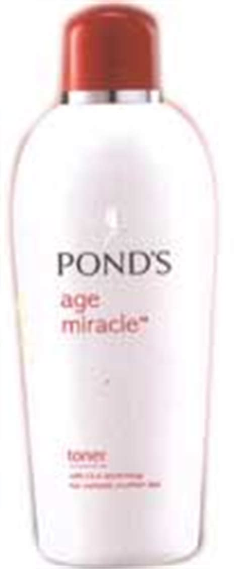 Toner Ponds Age Miracle pond s age miracle advance resurfacing microdermab