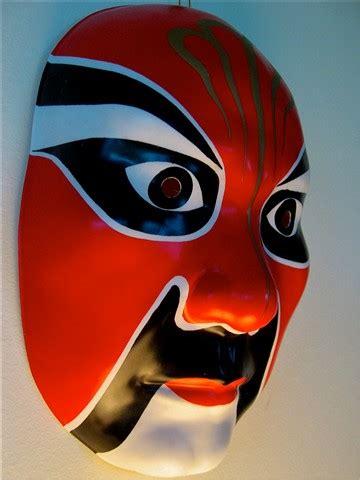 japanese kabuki mask : digital photography review