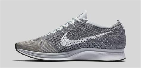Nike Flyknit Racer Grey Bnib nike flyknit racer platinum cool grey where to buy