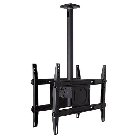Ceiling Mount For 32 Inch Tv by Omnimount Back To Back Tv Ceiling Mount For 32 To 65 Inch