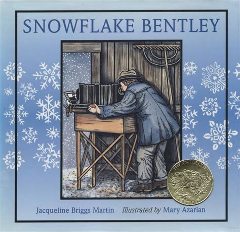 snowflake bentley 10 photography books for kids to inspire young