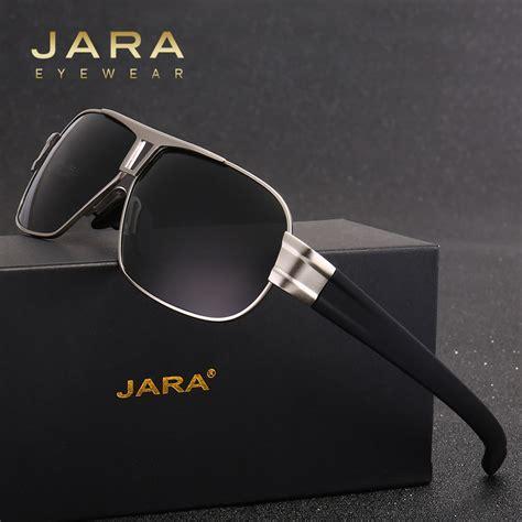 Original Kacamata Sunglasses Alloy Polarized Coating Limited jara new brand sunglasses hd polarized glasses brand polarized sunglasses high quality