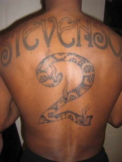 tattoo numbers on back 58 incredible number tattoos ideas