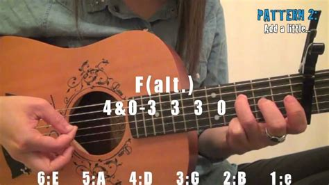 tutorial guitar safe and sound quot safe and sound quot by taylor swift feat civil wars easy