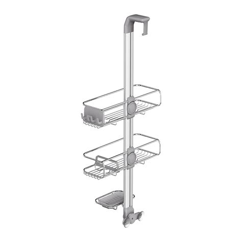 Buy Simplehuman Over The Door Shower Caddy Amara Shower Caddy The Door