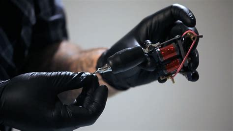 how to tune a tattoo machine how to tune work a machine artist