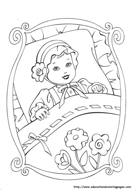 Princess Coloring Pages Free For