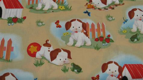 poky puppy poky puppy quilting treasures