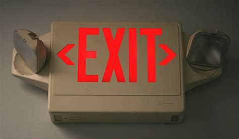Led Exit Sign Bulb T6 5 Bulb W 20 Leds And Candelabra Led Exit Sign Light Bulbs