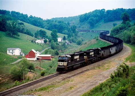 trains in america monongahela line upgraded in eight day blockade railway