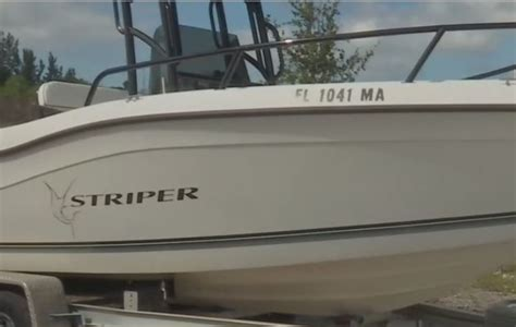 gps boat motor gps device little help for stolen cape coral boat motor