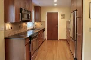 Kitchen Quartz Counters by Gorgeous Galley Kitchen Ecc Remodeling Amp Construction