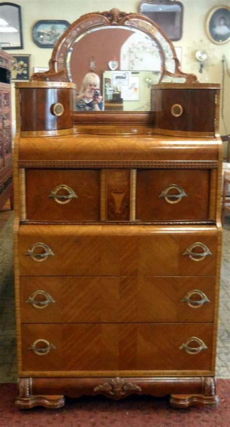 1930s bedroom furniture vintage 1920 30 s four piece burl wood complete bedroom