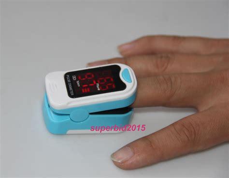 Pulse Oximeter Spo2 Rate led display oxym 232 tre de pouls pulse oximeter blood oxygen