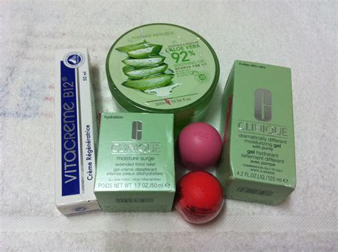 Nature Republic Aloe Vera 92 Soothing Gel Watson review เป ดถ ง shopping hongkong 2014