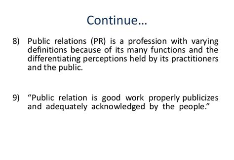 celebrity pr definition meaning and definition of public relation
