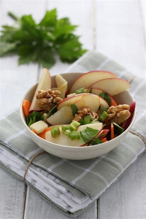 insalata di sedano e noci insalatina di sedano mele e noci il pomodorino confit