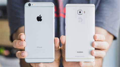 Iphone 6 Dan 6s huawei mate s vs apple iphone 6s plus comparaci 243 n entre