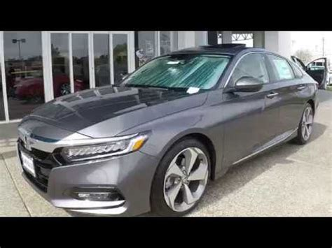 2018 honda accord touring 2.0t sale price lease bay area