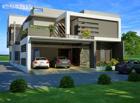 3d front elevation com 500 square meter modern 1 kanal house plan layout 500 sq 3d front design blog