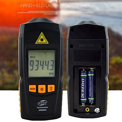 Meter Rpm Motor aliexpress buy digital gm8905 lcd laser tachometer