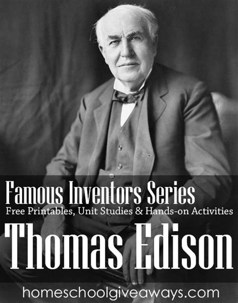 thomas edison biography for middle school 70 best images about homeschool history 1800s on pinterest
