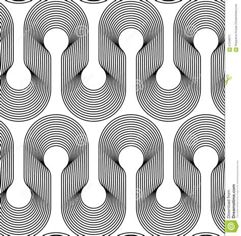 black and white wavy pattern black and white geometric seamless pattern with wavy line