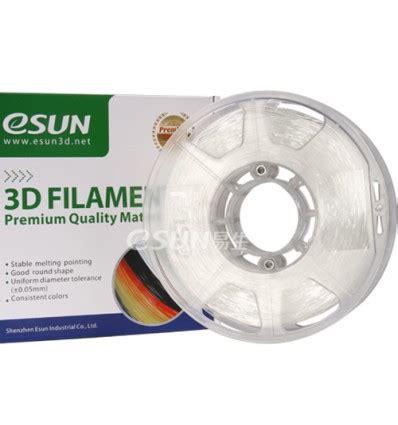 3d Printer Filament Flexbile 175 Mm Eflex Esun Fdm eflex tpu 1 75mm 1kg esun diyelectronics