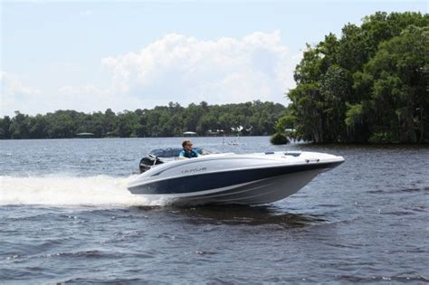 tahoe boat reviews 2017 tahoe 2150 ob boat test review 1242 boat tests