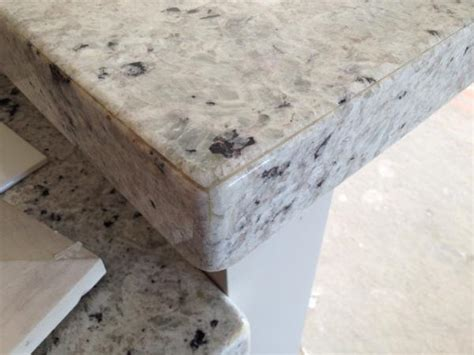 mitered granite problem doityourself community forums