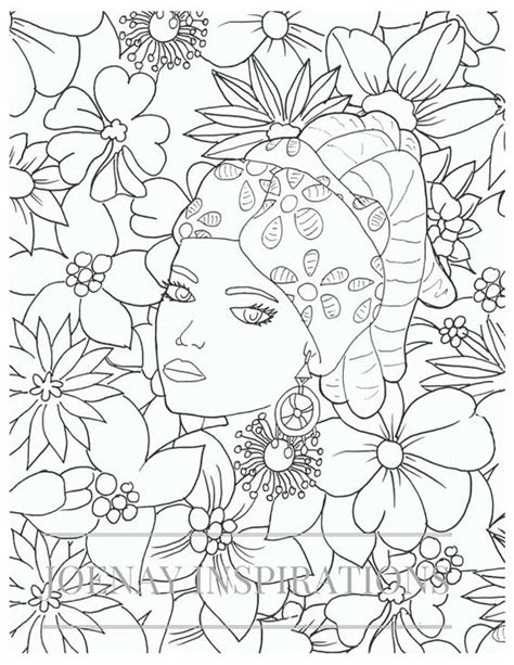 coloring pages for adults faces coloring book printable coloring pages coloring