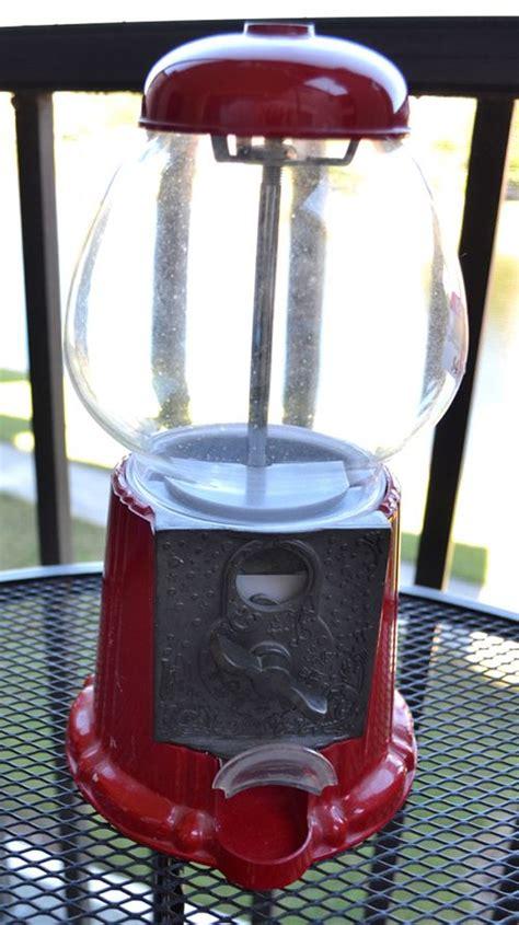 refurbish  carousel style gumball machine