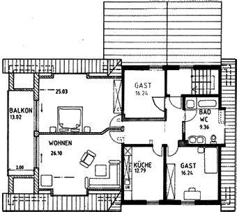 wohnzimmer 25 qm ferienwohnung treutwein