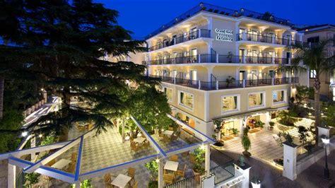 hotel con in sorrento grand hotel la favorita sorrento hotel 5 stelle sorrento