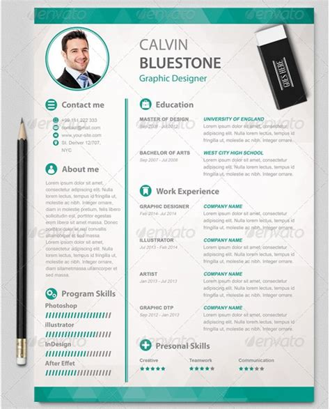 graphic resume templates mac resume template 44 free sles exles format