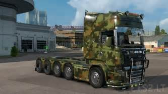 scania illegal ets 2 mods