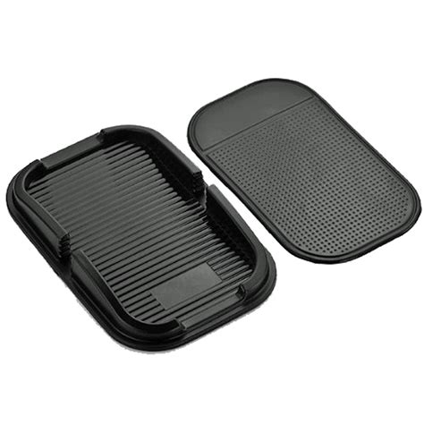 Phone Holder Anti Mat car mobile phone holder non slip dashboard mat anti skid