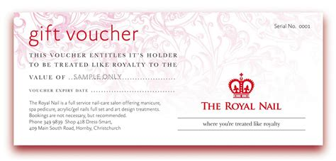 wording for gift vouchers template format sles of gift voucher and certificate