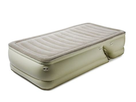 aerobed inclining air mattress