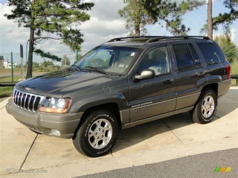 graphite jeep graphite metallic 2002 jeep grand cherokee laredo exterior