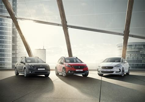 peugeot citroen psa peugeot citroen becomes groupe psa plans global
