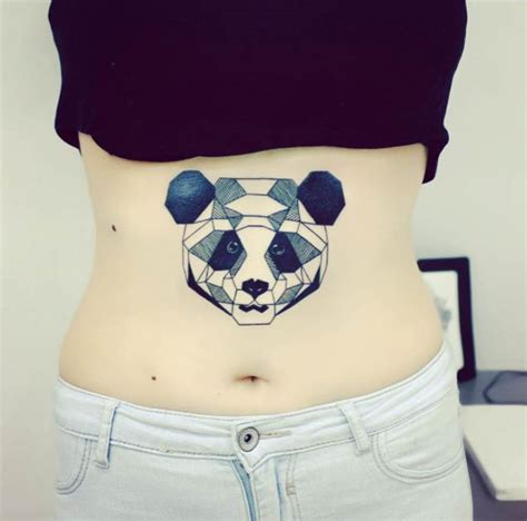 panda tattoos designs 25 perfectly panda tattoos tattooblend