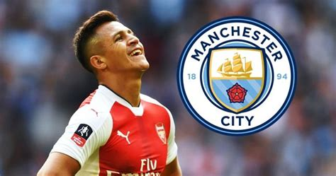 alexis sanchez man city arsenal fans in disbelief after discovering manchester