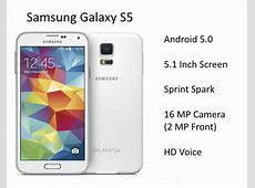Sprint Prepaid Phones Galaxy S5 Sprint Model