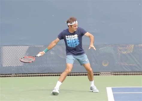 golf swing like tennis forehand the modern forehand drop wrist lag techniques comparison