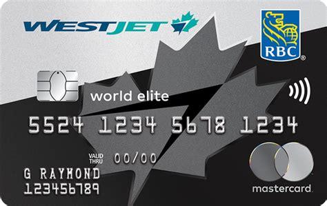 royal bank mastercard westjet gold westjet