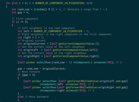 color themes vim vim solarized in obj c