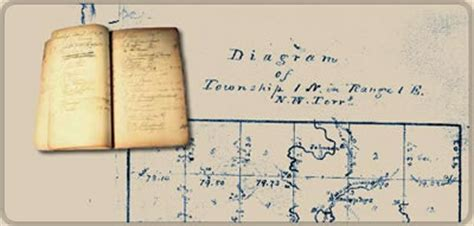 Property Surveys Record Wisconsin Land Survey Records Original Field Notes And Plat Maps