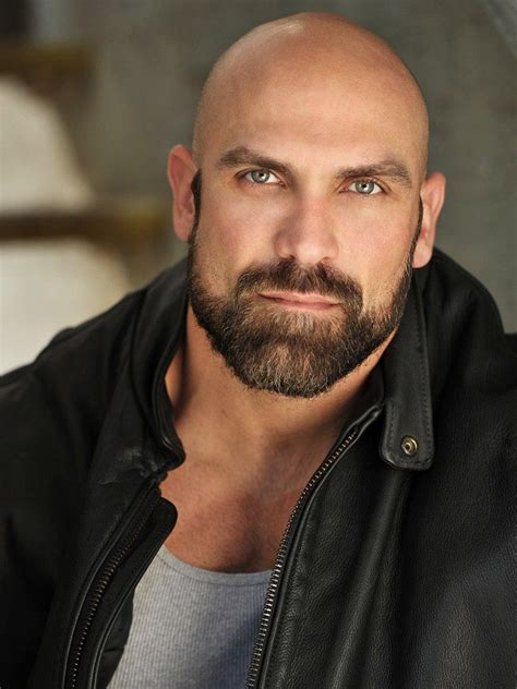 sheriff federspiel different hair styles 183 best bald and handsome images on pinterest