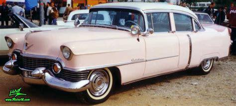 1954 Cadillac 4 Door by Pink 1954 Cadillac 1954 Cadillac Series 62 Sedan 4 Door